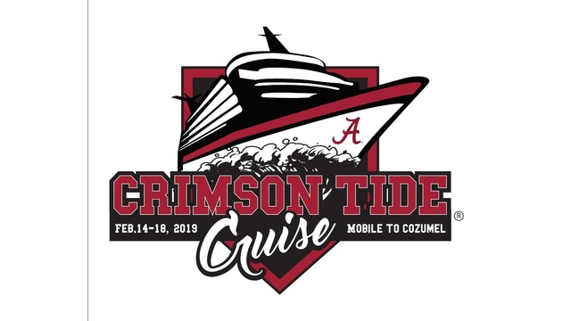 Tide fans can set sail on 'Bama-themed cruise