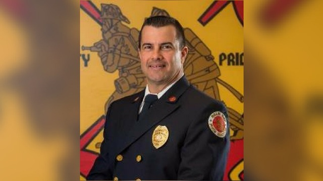 Escambia County (Fla) names new Fire Chief