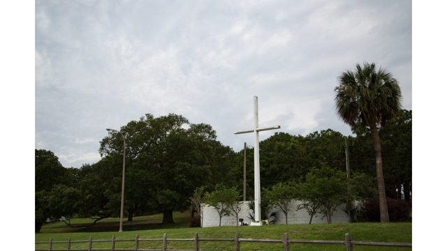 Court to decide fate of historic cross in Pensacola's Bayview Park