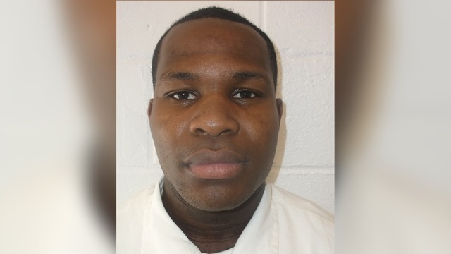 Convicted killer accused of fatally stabbing Alabama inmate