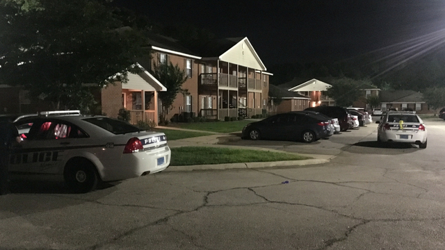 Sperry Landing Apartment Homicide Victim Identified