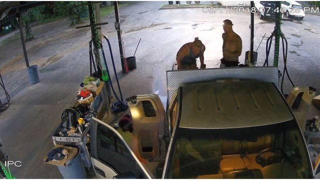 VIDEO: Mobile Police seek help identifying three burglary suspects