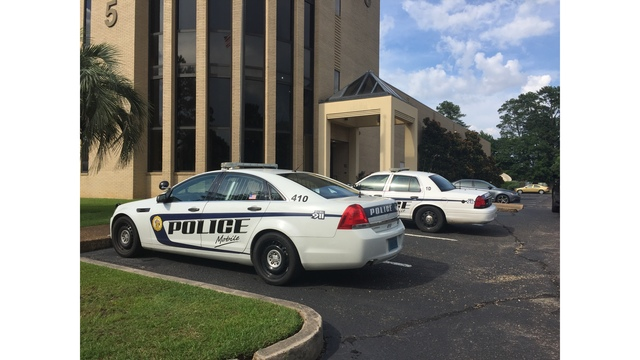 Police investigate shots fired at WKRG building