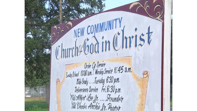Prichard church's AC repaired after vandalism