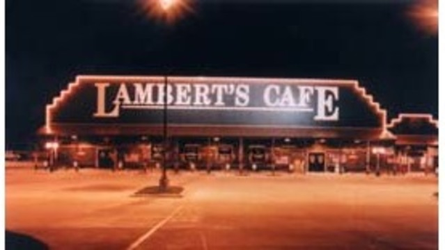 Son of Lambert's Cafe founder indicted on child sex trafficking charges