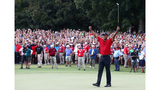 Woods a winner again for 1st time since 2013