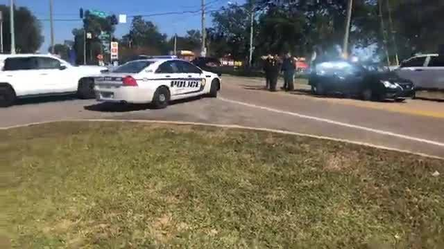 FACEBOOK LIVE: Police chase in Mobile