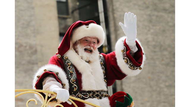 SURVEY: More than a quarter of people think Santa should be female, gender neutral