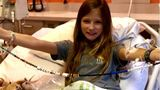 11-year-old girl's brain tumor disappears in medical mystery