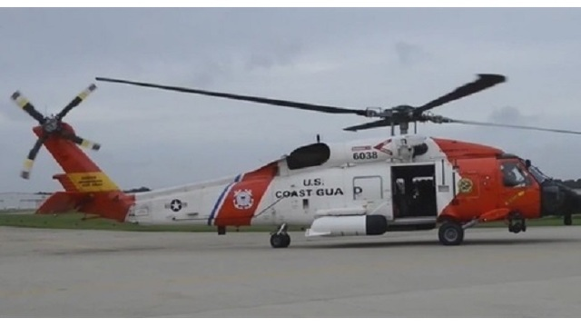 US Coast Guard serving without pay amid government shutdown