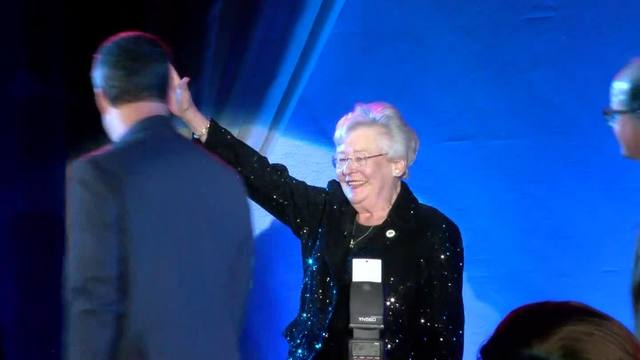 Alabama Gov Kay Ivey To Be Sworn In For First Full Term