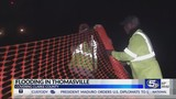 Flash Flooding: Water rescues in Thomasville, school evacuated in Coffeeville