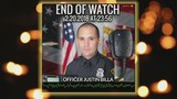 Local business offers free drinks to officers in memory of fallen MPD Officer Justin Billa