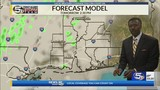 A strong storm possible Saturday night