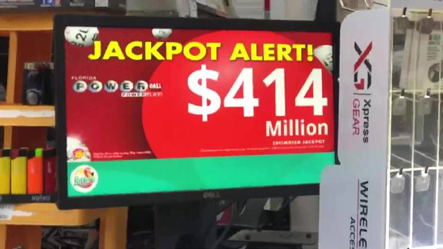 Powerball Drawing Tonight In Florida For 414 Million