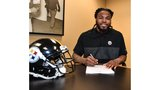 Mark Barron signs with Steelers