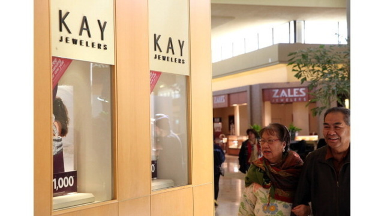 fe542de19 Kay Jewelers, Jared and Zales parent company to close at least 150 stores
