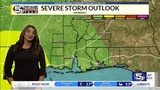 Weather Aware: Severe weather possible on Thursday