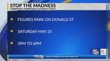 Mark Your Calendar:  Stop the Madness